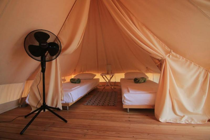 Bell Lux House Tent  6